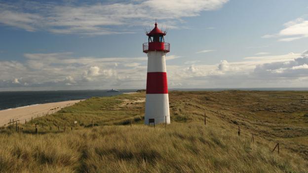 List lighthouses (Credit: Holger Widera)