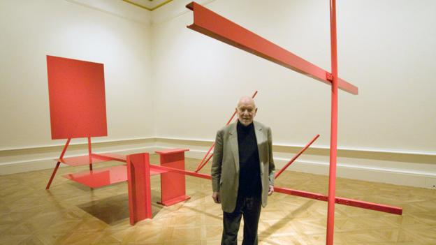 BBC - Culture - Why Anthony Caro started making abstract sculpture