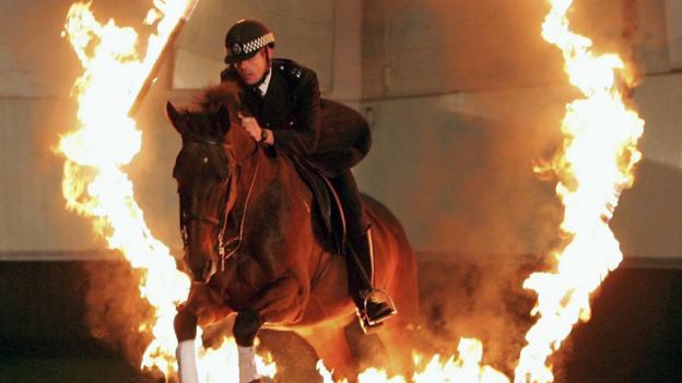 The Spanish Riding School (Credit: Scott Barbour/Getty)