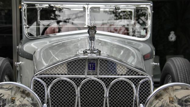 1930 Isotta-Fraschini 8A (Credit: Eric Gallina)