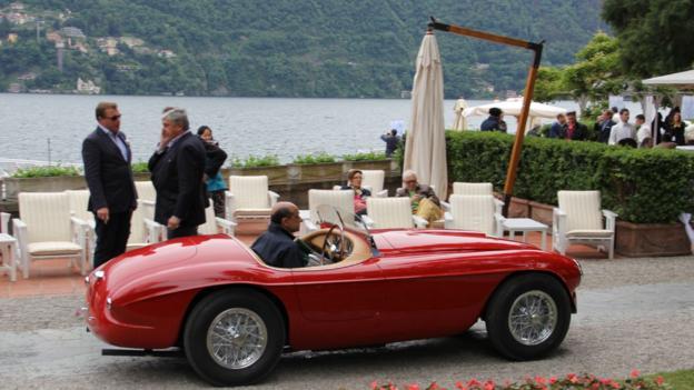 1951 Ferrari 212 Export (Credit: Eric Gallina)