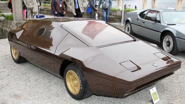 1978 Lancia Sibilo (Credit: Eric Gallina)