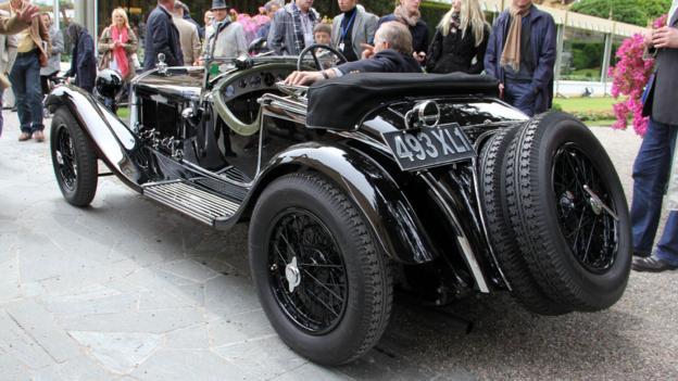 1931 Alfa Romeo 6C 1750 Gran Sport (Credit: Eric Gallina)