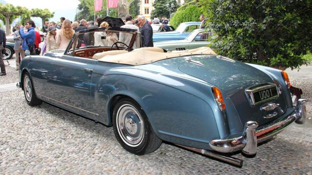 1959 Bentley S1 Continental (Credit: Eric Gallina)