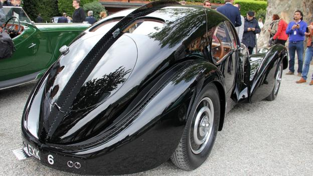 1938 Bugatti Type 57SC Atlantic (Credit: Eric Gallina)