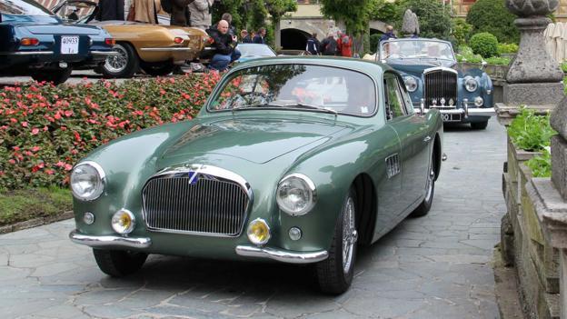 1956 Talbot-Lago T14 LS (Credit: Eric Gallina)