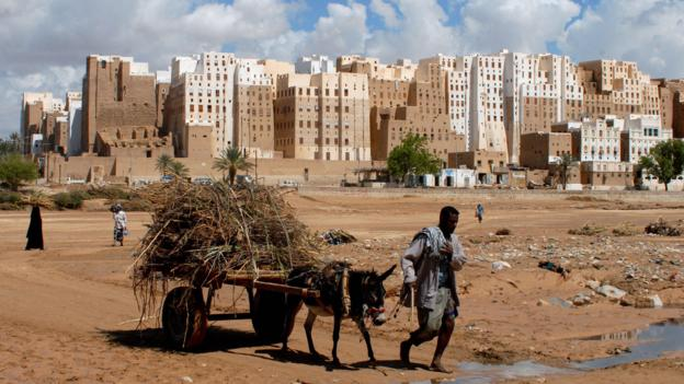 Yemen Places of Interest