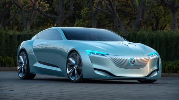 Buick Riviera Concept (Credit: General Motors)