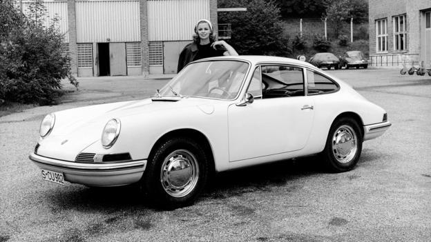 1964 Porsche Prototype 911 Type T8 (Credit: Porsche Cars)
