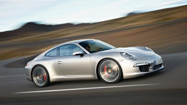 2013 Porsche 911 Carrera (Credit: Porsche Cars North America)