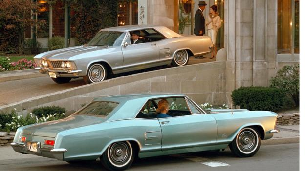 1963 Buick Riviera (Credit: General Motors)