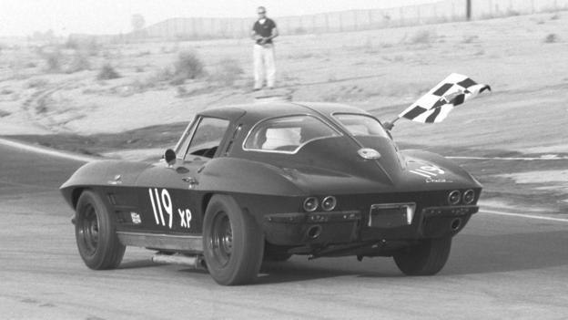 1963 Chevrolet Corvette Z06 (Credit: General Motors)