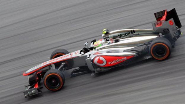 McLaren MP4-28 (Credit: McLaren Racing)