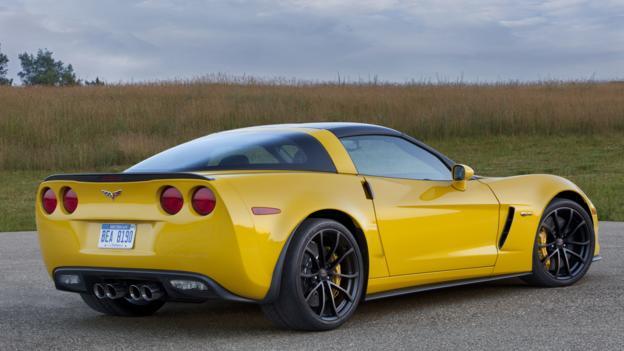 2013 Chevrolet Corvette Z06 (Credit: General Motors)