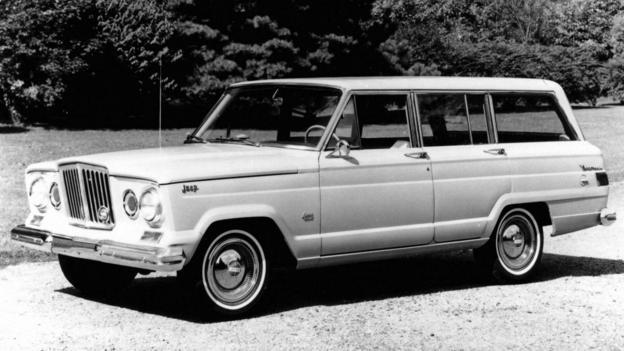 Jeep Wagoneer (Credit: Chrysler Group)