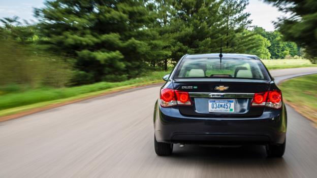 2014 Chevrolet Cruze Diesel (Credit: General Motors)
