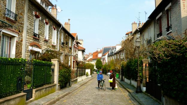 Rue Jules Siegfried (Credit: Richelle Harrison Plesse)