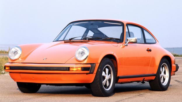 1974 Porsche 911 Carrera Coupe (Credit: Porsche Cars North America)