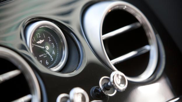 Bentley Flying Spur (Credit: Bentley Motors)