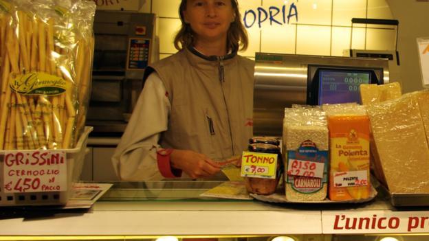 Pasta Fresca Morena in Ventimiglia (Credit: Katie Beck)