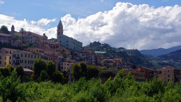 Ventimiglia (Credit: Katie Beck)
