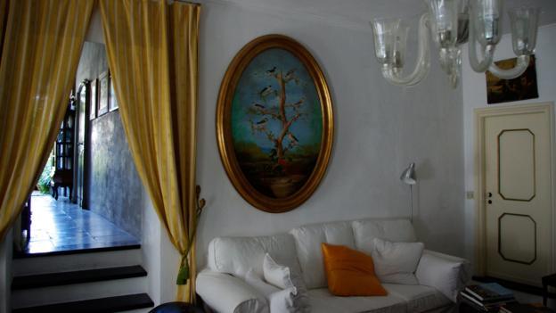 La Terrazza dei Pelargoni in Ventimiglia (Credit: Katie Beck)