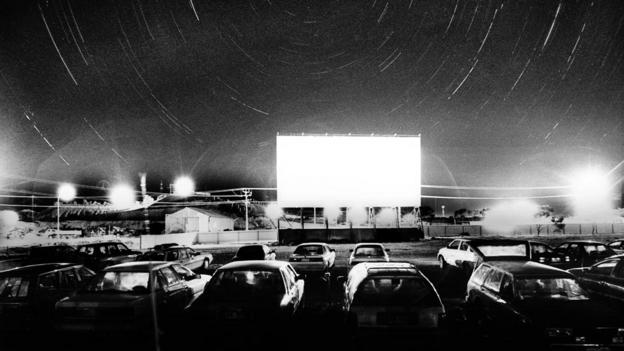 Drive-in down under (Credit: Photo: Trent Parke/Magnum Photos)