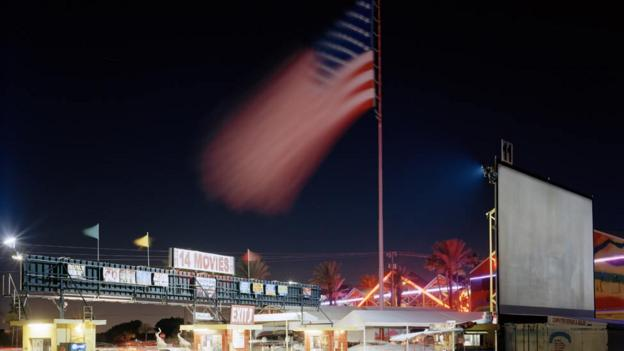 Stars and bars (Credit: Photo: Mark Power/Magnum Photos)