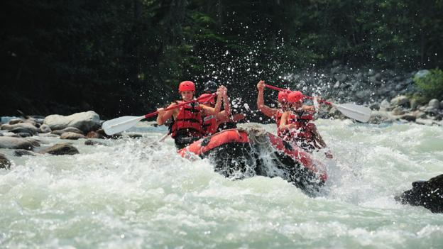 Regional rapids (Credit: Tourism Whistler/Steve Rogers)