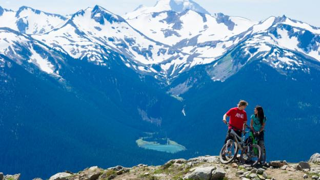 Perfect views (Credit: Tourism Whistler/Mike Crane)