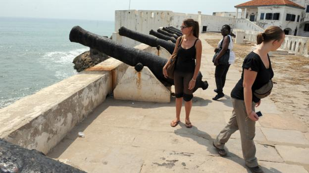 Cape Coast Castle (Credit: AFP/Getty)
