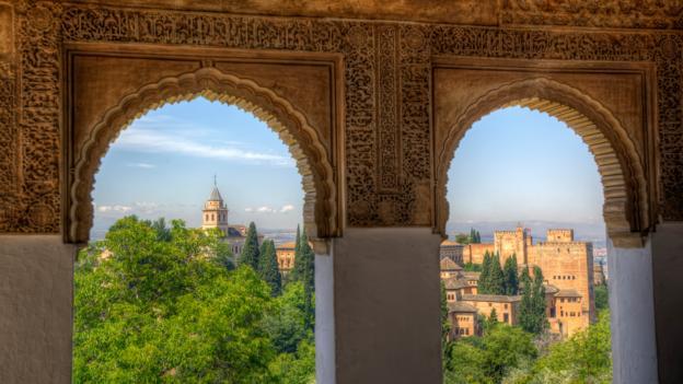 Andalucía, Spain, Granada, Seville, Malaga (Credit: Luis Davilla/Getty)