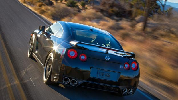 The Supercar: Nissan GT-R (Credit: Nissan North America)