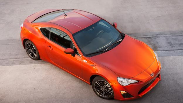 The Lightweight: Subaru BRZ/Scion FR-S (Credit: Toyota Motor Sales)