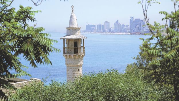 Jaffa's modern sister city (Credit: courtesy of GoIsrael.com)