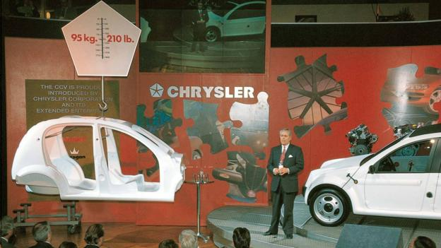 Chrysler Composite Concept Vehicle (CCV) (Credit: Chrysler Group)