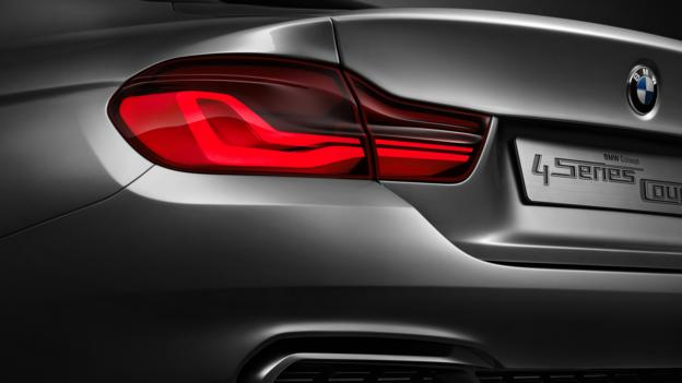 BMW Concept 4 Series Coupe (Credit: BMW of North America)