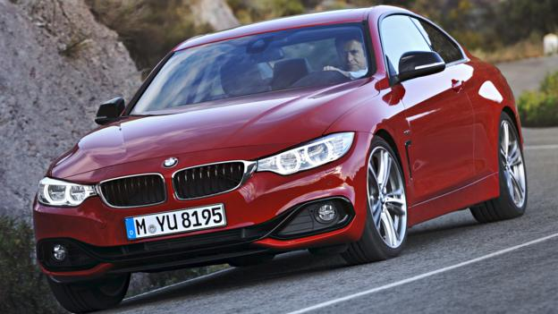 2014 BMW 4 Series Coupe (Credit: BMW of North America)