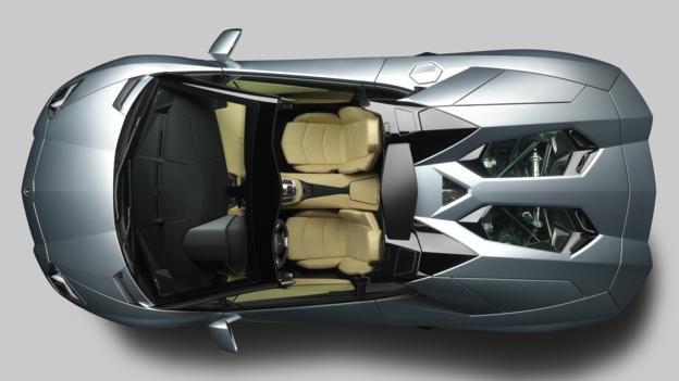Lamborghini Aventador Roadster (Credit: Lamborghini)