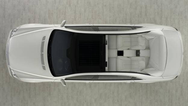 Maybach Landaulet (Credit: Daimler)