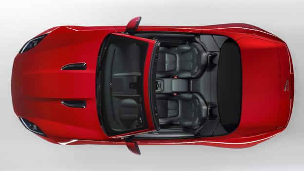 Jaguar F-Type V8 S (Credit: Jaguar Cars)