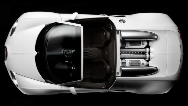 Bugatti Veyron 16.4 Grand Sport (Credit: Bugatti)