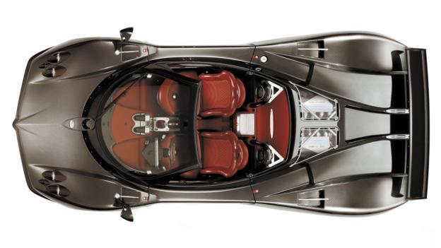 Pagani Zonda Roadster F (Credit: Pagani Automobili)