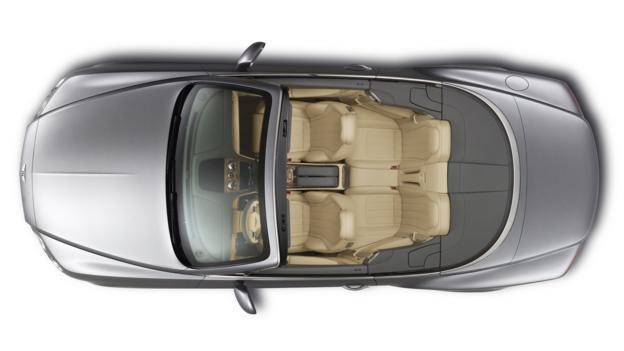 Bentley Continental GTC (Credit: Bentley Motors)