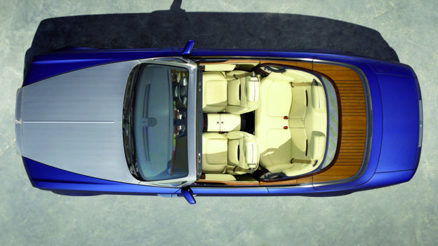 Rolls-Royce Phantom Drophead Coupe (Credit: BMW Group)