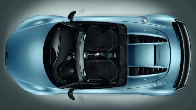 Audi R8 GT Spyder (Credit: Audi of America)