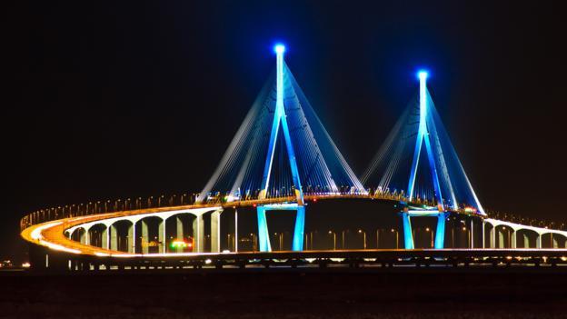 Incheon Bridge (Credit: SJ Kim)