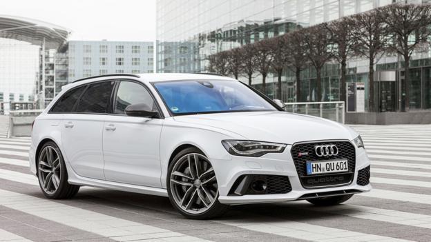 2013 Audi RS6 Avant (Credit: Audi)