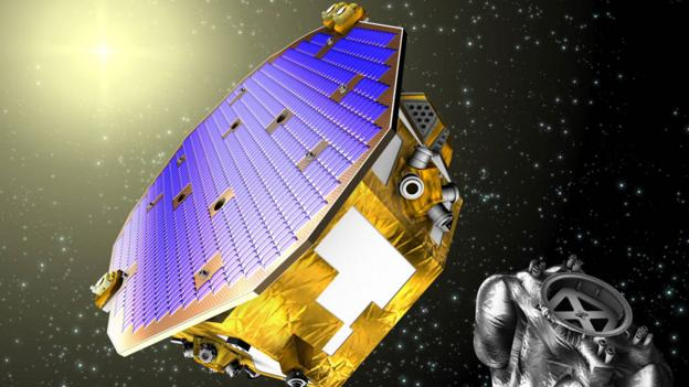 The ambitious effort to detect ripples in space