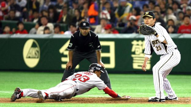 Boston Red Sox v Hanshin Tigers (Credit: Junko Kimura/Getty)